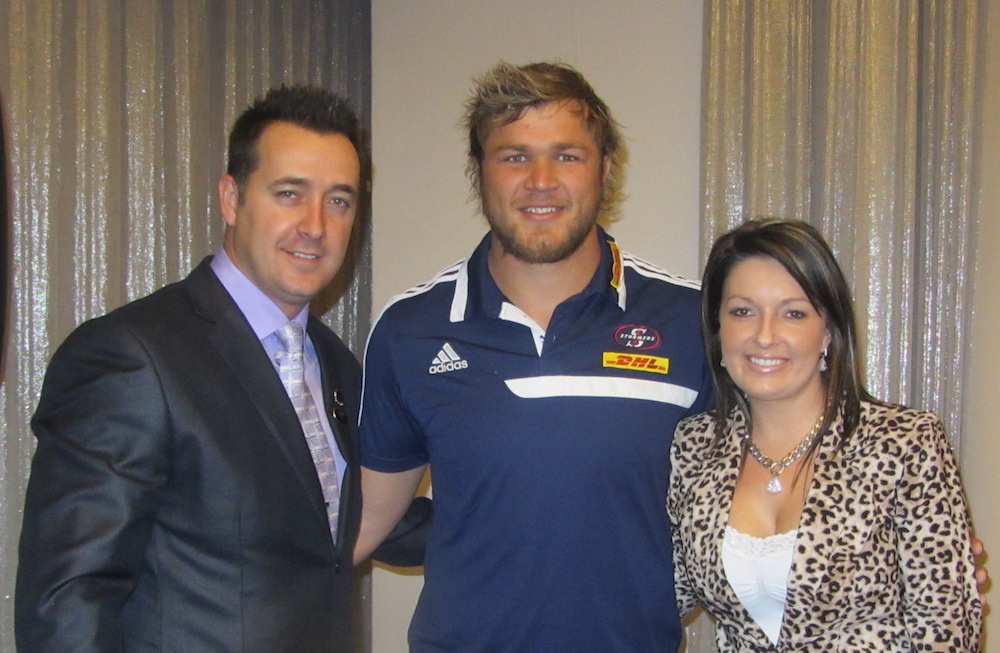 CCL Global Awards Mid Year 2013 duane vermeulen